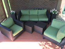 Outdoor Deep-Seat Sofa & 2 Chairs in Morris, Illinois
