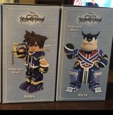 Disney Kingdom Hearts Figures in Yorkville, Illinois