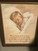 Baby prayer pic in Ramstein, Germany