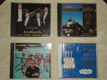 20 Classical Music CD's in like new condition - check out photographs in Houston, Texas