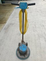 "HILD Heavy Duty 14"" Floor Buffer in Okinawa, Japan"