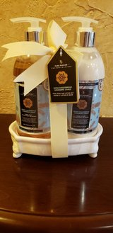 New Soap and Lotion Caddy in Chicago, Illinois
