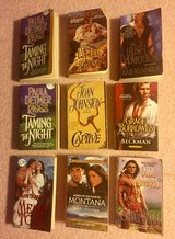 9 Romance and Intrigue Books - # 104 in Fort Knox, Kentucky