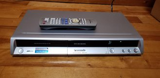 Panasonic DMR-ES15 DVD Recorder/Player + Remote in Okinawa, Japan