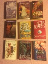 9 Romance and Intrigue Books. #111 in Fort Knox, Kentucky