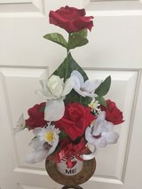 Jesus Loves Me Table Bouquet. in Fort Knox, Kentucky
