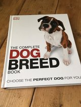 NEW DK Dog Breed Book in Lakenheath, UK
