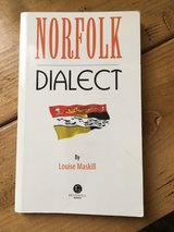 Norfolk Dialect Book in Lakenheath, UK