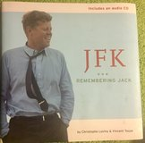 J F K. Remembering Jack With Audio CD.  # 113 in Fort Knox, Kentucky