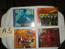 24 (NEW & SEALED) Spanish CD's - Please check out photographs in Kingwood, Texas