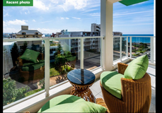 FULLY FURNISHED APARTMENT ON THE SEA WALL BRAND NEW in Okinawa, Japan