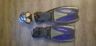 Scuba/Snorkeling gear in 29 Palms, California