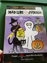 Mad libs junior in St. Charles, Illinois