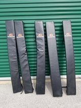 Mint Condition Goalrilla Pole Pad For Basketball Poles (5 available) in Naperville, Illinois