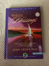 BEDTIME BLESSINGS BOOK by John Trent BRAND NEW!! in Chicago, Illinois
