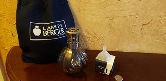 New Lampe Berger Fragrance Lamp and New Oil in St. Charles, Illinois