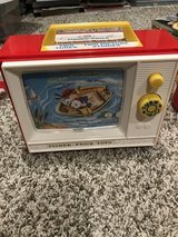 Fisher price music box tv in Chicago, Illinois