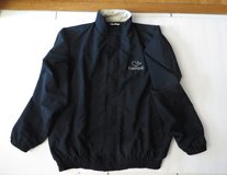 HANDSOME Men's Black Kaanapali Lined Tailored Golf Jacket by designer ROCHE - XLrg Like New! in Chicago, Illinois
