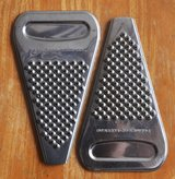 Authentic Italian graters for Parmigiano Reggiano in Okinawa, Japan