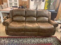 United Furniture - Special Recliner Set Lodge - Sofa-Loveseat-Rocker Recliner including delivery in Wiesbaden, GE