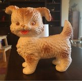 Vintage Rubber Squeaky Puppy in Yorkville, Illinois