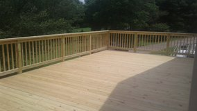 Privacy Fences and decks!!!. Licensed! Free estimates! in Fort Campbell, Kentucky