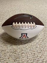U of A football in Chicago, Illinois