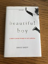 """""""Beautiful Boy"""" Hardcover Book by David Sheff in St. Charles, Illinois"""