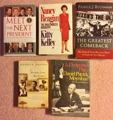 5 Books of the Political Guru's of America. #143 in Fort Knox, Kentucky