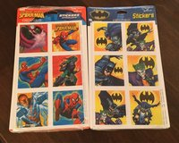 Spider-Man/Batman Stickers in Bolingbrook, Illinois