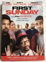 First Sunday  ( Region 1 or Region Free dvd players - Canada, the United States ) in Okinawa, Japan
