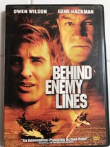 Behind Enemy Lines   ( Region 1 or Region Free dvd players - Canada, the United States ) in Okinawa, Japan