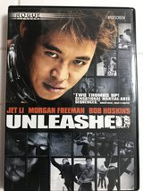 Unleashed  ( Region 1 or Region Free dvd players - Canada, the United States ) in Okinawa, Japan