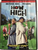 How High ( Region 1 or Region Free dvd players - Canada, the United States ) in Okinawa, Japan