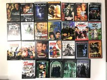 26 Original DVD movies in great condition in Okinawa, Japan