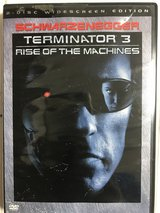 Terminator 3 - Rise of the machines  ( Region 1 or Region Free dvd players - Canada, the United ... in Okinawa, Japan