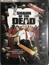 Shaun Of he Dead  ( Region 1 or Region Free dvd players - Canada, the United States ) in Okinawa, Japan