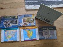 Geo Safari 8700 with Five Sets of Cards in Houston, Texas