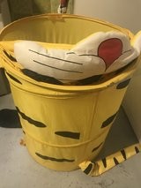 Cat clothes hamper in Ramstein, Germany
