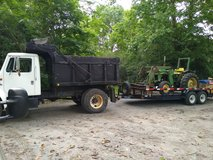 tractor and dump truck work in Fort Polk, Louisiana
