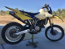 **2006 HUSQVARNA TE 450 ENDRO** in Yucca Valley, California