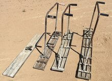 3 CONCRETE TAMPERS & 1 BULL FLOAT in Yucca Valley, California