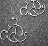 Brand New Mickey Mouse Earrings (Silver Plated) in Lakenheath, UK