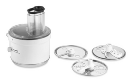 Kitchen Aid Food Processor Attachment in Naperville, Illinois
