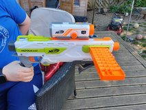 Nerf Modelus Battle scout & camera in Lakenheath, UK