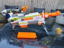 Nerf Modelus in Lakenheath, UK