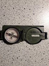 US Military Tritium compass in Ramstein, Germany