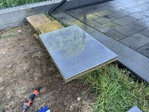 Kann Madison pavers for terrace in Spangdahlem, Germany