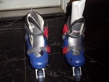 2 in 1 Brand New Training Adjustable Skates, Size 10-13 in Plainfield, Illinois