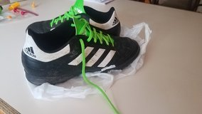 Adidas Soccer Cleats, Size 9 in Naperville, Illinois